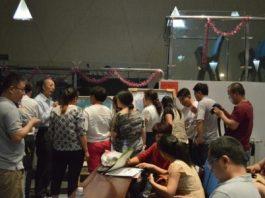 上海艺术家代表团应邀参加山东大型公益活动–放飞心灵,成就梦想!