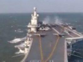 中国首艘国产航母下水指日可待