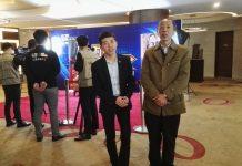 中美艺术家协会代表参加《CCTV-老故事频道-时代风向标》活动