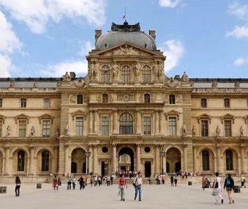 法国卢浮宫之旅