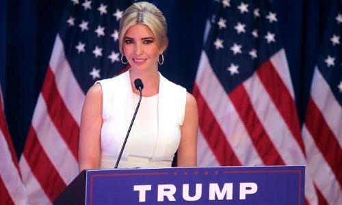 美国总统候选人川普的女儿 Ivanka的来信