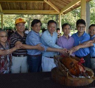 美国芝加哥华人联谊活动(9月3号芝加哥野餐会)