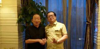 艺术家星空名家推介(8)–上海书法家陈华荣
