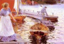 世界级油画大师 瑞典画家佐恩(精选油画作品)